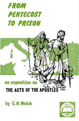 From Pentecost to Prison